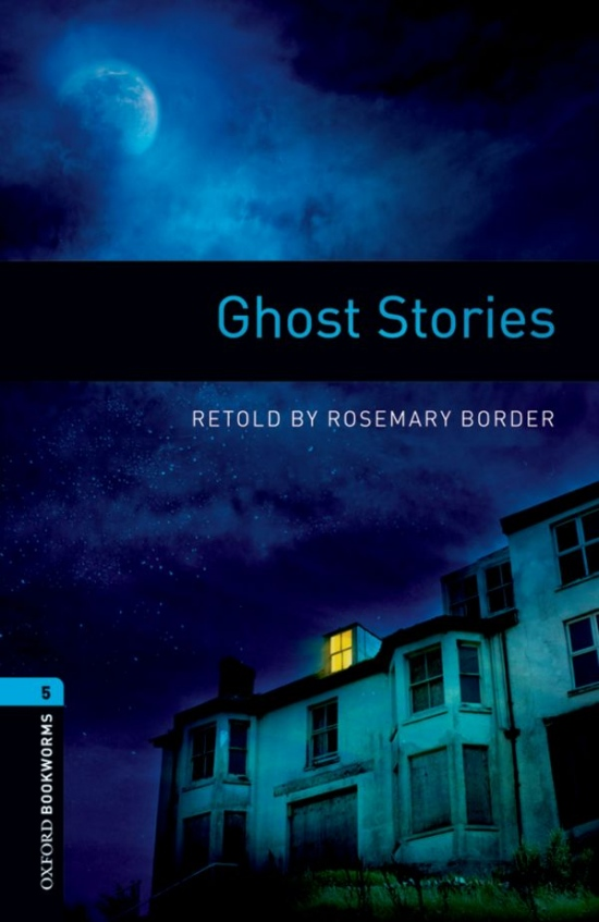 New Oxford Bookworms Library 5 Ghost Stories Audio Mp3 Pack