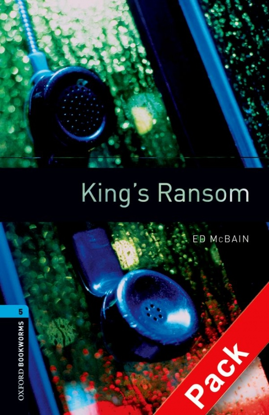 New Oxford Bookworms Library 5 Kings Ransom Audio CD Pack