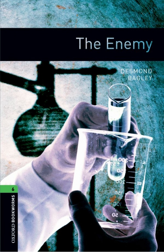 New Oxford Bookworms Library 6 The Enemy Audio CD Pack