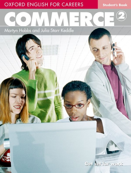 Oxford English for Careers Commerce 2 Student´s Book