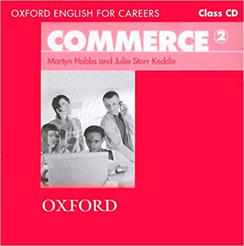Oxford English for Careers Commerce 2 Class Audio CD