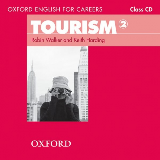 Oxford English for Careers Tourism 2 Class Audio CD