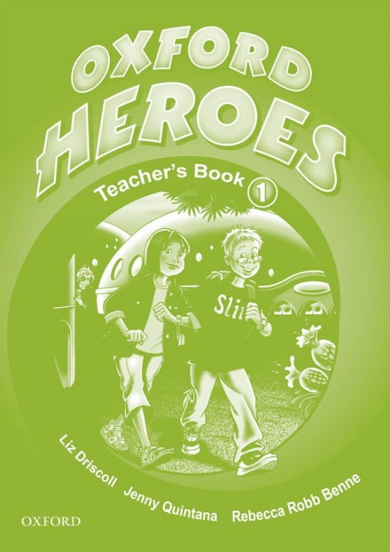 Oxford Heroes 1 Teacher´s Book