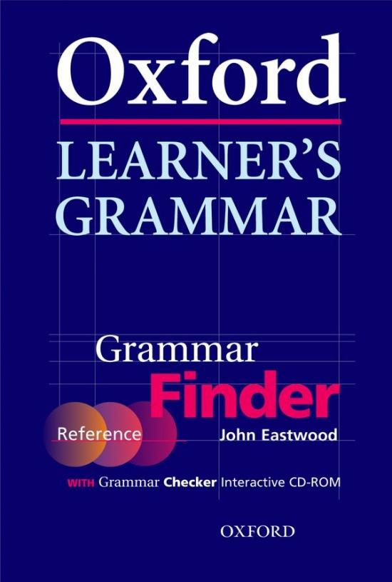 Oxford Learner´s Grammar Grammar Finder and Checker CD-ROM Pack
