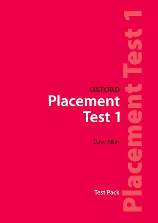 Oxford Placement Tests (Revised Edition) 1 Pack