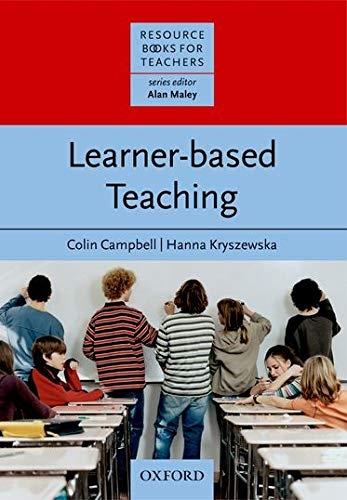 Resource Books for Teachers Learner-based Teaching