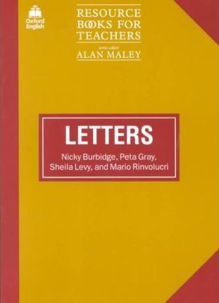 Resource Books for Teachers Letters
