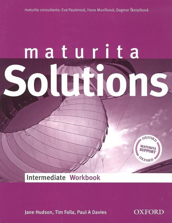 Maturita Solutions Intermediate Workbook Czech Edition