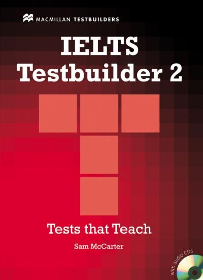 IELTS Testbuilder Book 2 with key & CD