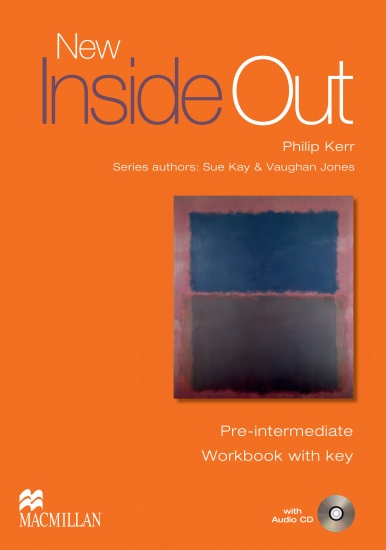 New Inside Out Pre-Intermediate Workbook (With Key) + Audio CD Pack