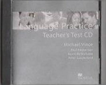 Language Practice Teacher´s Test CD (all levels)