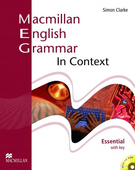 Macmillan English Grammar in Context Essential - SB with Key CD ROM Pack