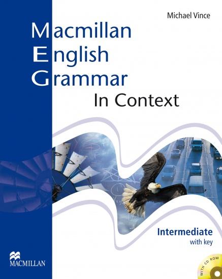 Macmillan English Grammar in Context Intermediate - SB W. Key CD ROM Pack
