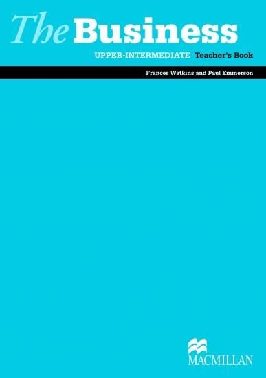 The Business Upper Intermediate Teacher´s Book