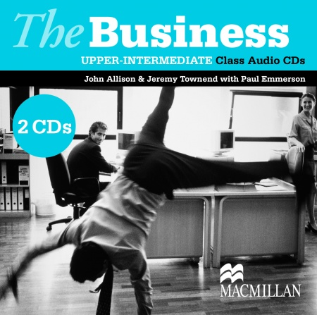 The Business Upper Intermediate Class Audio CDs (2)