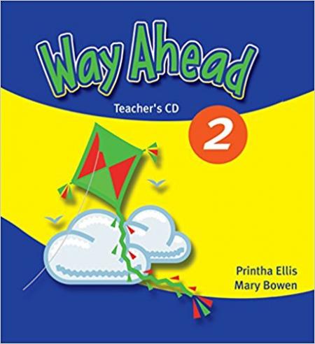 Way Ahead (new ed.) 2 Teacher´s Book Audio CD