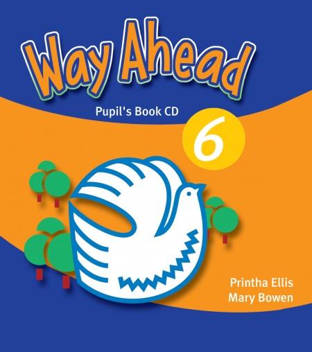 Way Ahead (new ed.) 6 Teacher´s Book Audio CD