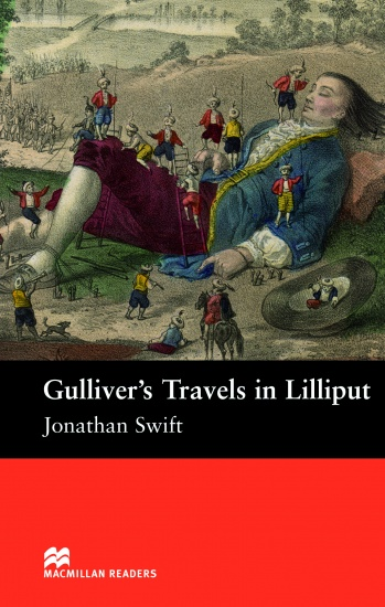 Macmillan Readers Starter Gulliver´s Travel in Lilliput