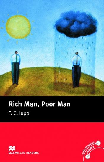 Macmillan Readers Beginner Rich Man. Poor Man