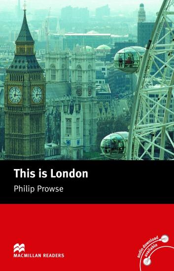 Macmillan Readers Beginner This is London