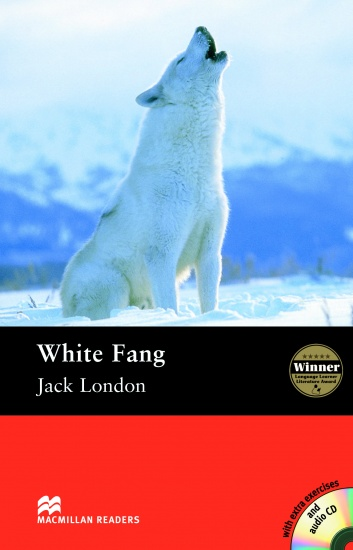Macmillan Readers Elementary White Fang Pack + CD