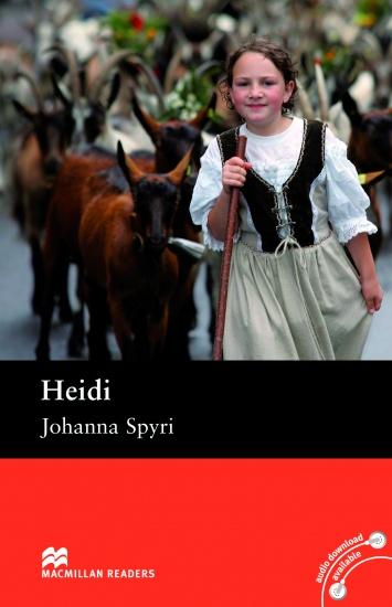 Macmillan Readers Pre-Intermediate Heidi