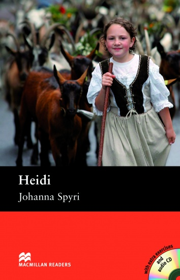 Macmillan Readers Pre-Intermediate Heidi + CD