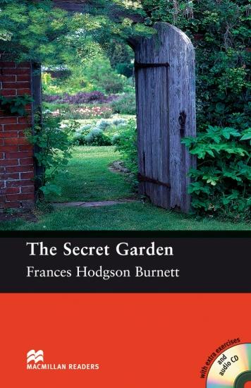 Macmillan Readers Pre-Intermediate The Secret Garden + CD