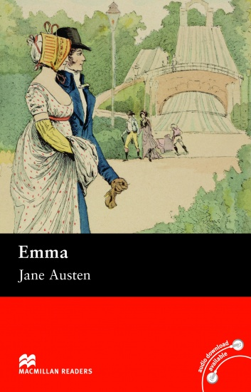 Macmillan Readers Intermediate Emma
