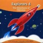 Explorers 4 Adventures of Odysseus Audio CDs (2)