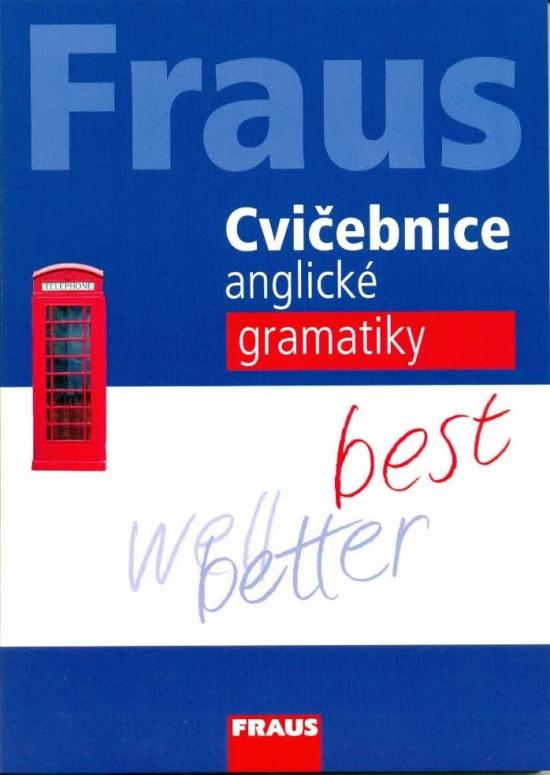 FRAUS Cvičebnice anglické gramatiky