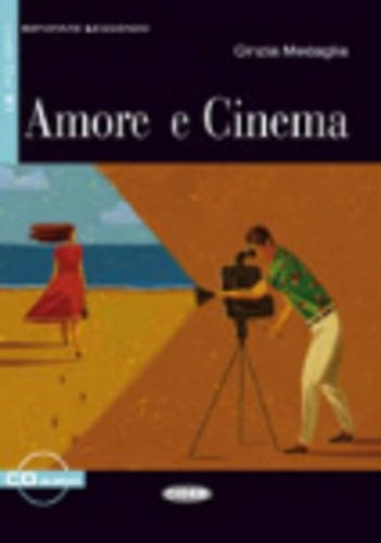 BLACK CAT - Amore e cinema + CD (Level 2)