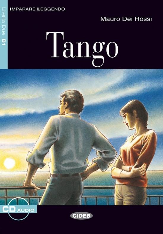 BLACK CAT - Tango + CD (Level 2)