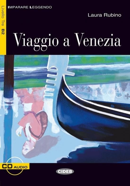 BLACK CAT - Viaggio a Venezia + CD (Level 3)