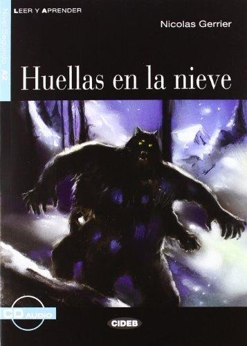 BLACK CAT - Huellas en la nieve + CD (Level 2)