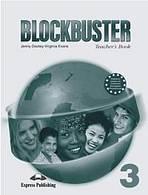 Blockbuster 3 Teacher´s Book (+ Board Games + Posters)