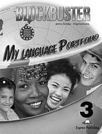 Blockbuster 3 My Language Portfolio : 9781845586522