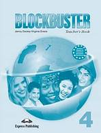 Blockbuster 4 Teacher´s Book (+ board games & posters) : 9781846793127