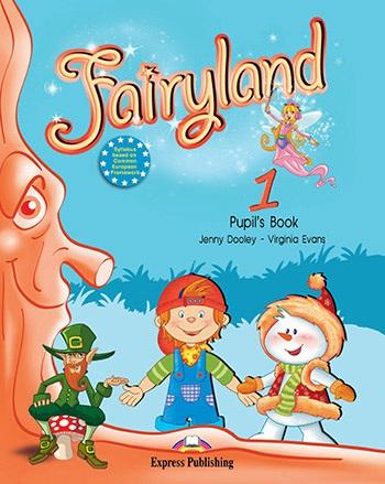Fairyland 1 Pupil´s Book