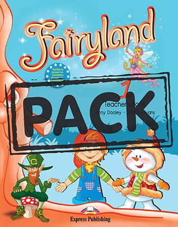 Fairyland 1 Teacher´s Book (+ Posters)