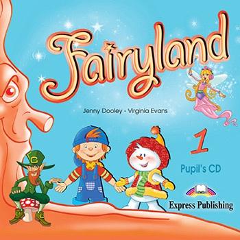 Fairyland 1 Pupil´s CD (1)