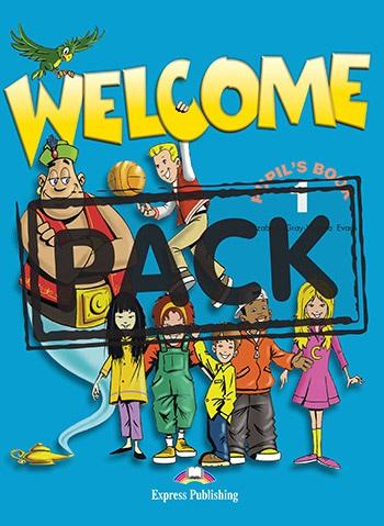 Welcome 1 Pupil´s Book (+Alphabet Book)