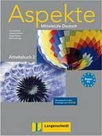 Aspekte 2 Arbeitsbuch mit Übungstest CD-ROM