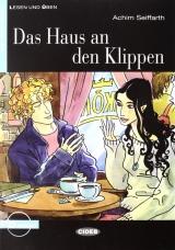 BLACK CAT - HAUS AN DEN KLIPPEN + CD (A2)