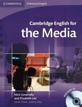 Cambridge English for the Media Student´s Book with Audio CD