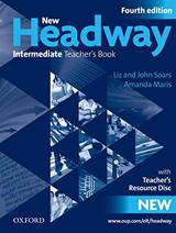 New Headway Intermediate (4th Edition) TEACHER´S BOOK WITH TEACHER´S RESOURCE DISC