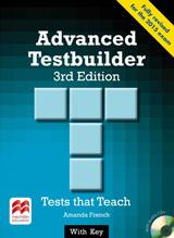 Advanced Testbuilder with Key & Audio CD