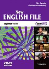 New English File Beginner DVD