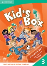 Kid´s Box 3 Interactive DVD (PAL) with Teacher´s Booklet