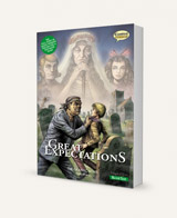 Great Expectations (Charles Dickens): The Graphic Novel Quick Text